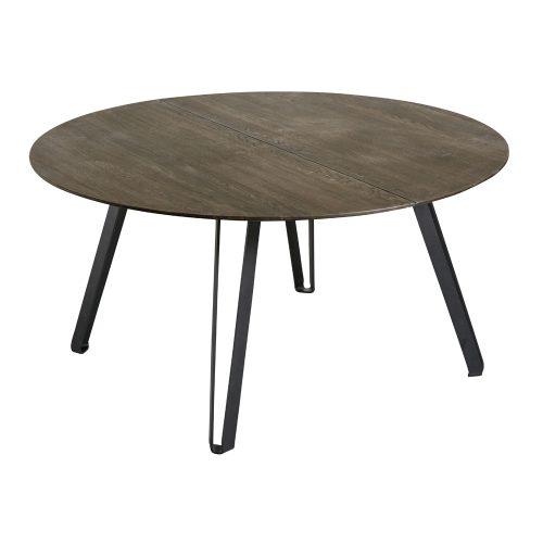 MUUBS - Spisebord Space, Røget Eg Ø150