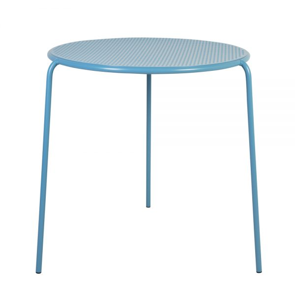 point table blue