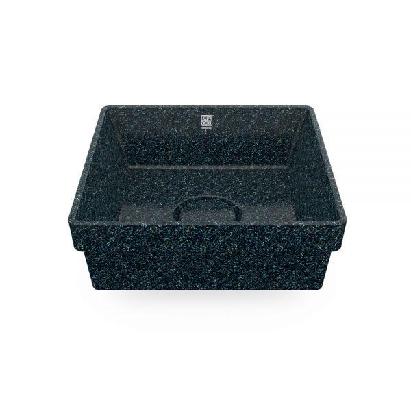 woodio cube 40 recessed arctic top