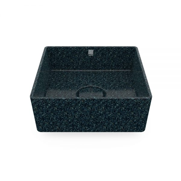 woodio cube 40 table top arctic 1