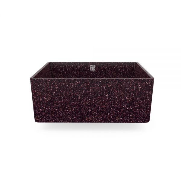 woodio cube 40 table top berry 2