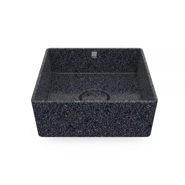 woodio cube 40 table top stone 1